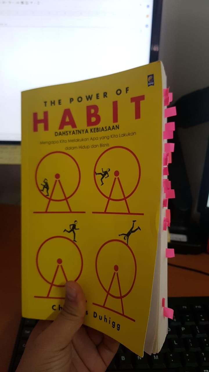 buku The Power of Habit