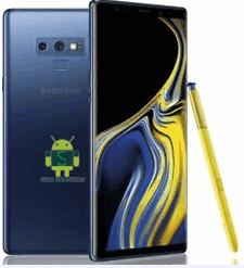 Samsung Note 9 SM-N960U Eng Modem File