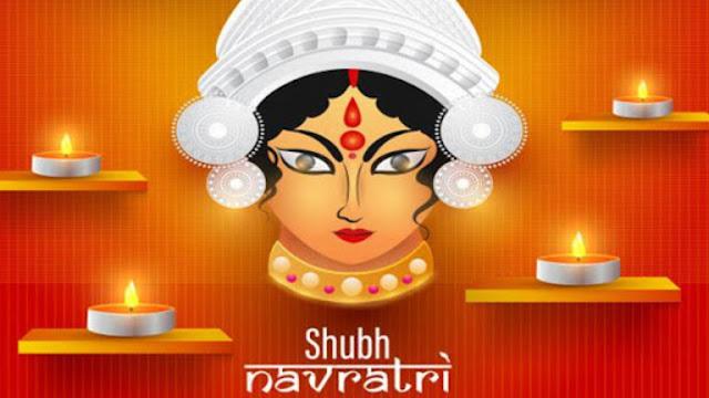 Happy Navratri 2020 Cards