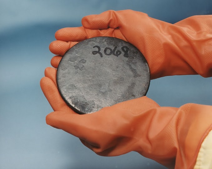 Riddles of radioactive materials