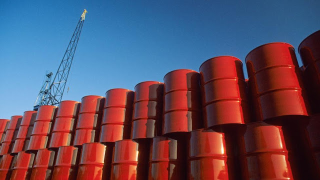 The Oil Prices Fell Below Zero