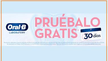 Puedes probar gratis Laboratory de OralB