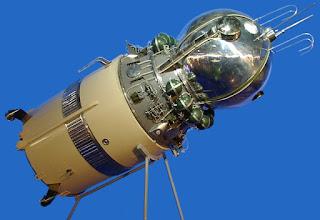 Vostok 1 Primer Vuelo Espacial Tripulado