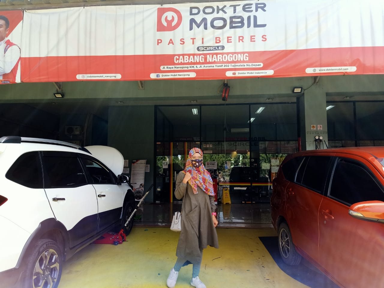 Treatment Dokter Mobil