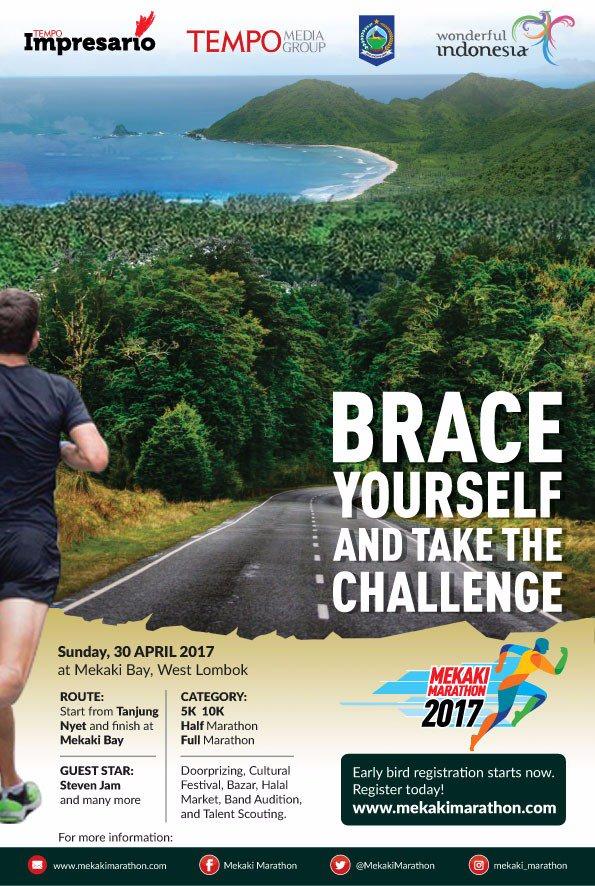 Mekaki Marathon • 2017