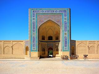 Le Chameau Bleu - 10 choses à savoir sur l'Ouzbékistan
