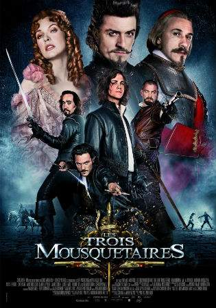 The Three Musketeers 2011 BluRay 850Mb Hindi Dual Audio 720p Watch Online Full Movie Download bolly4u