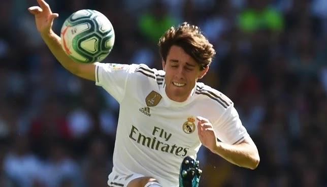 Odriozola on the cusp of a move to Bayern Munich
