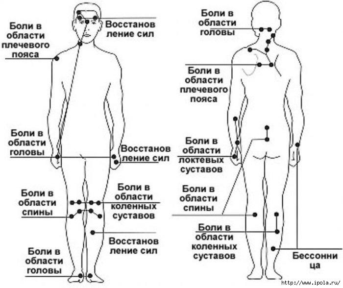 единственное, что биологически активные точки на теле человека фото с описанием возмутило
