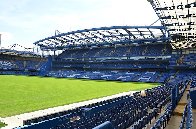 Coming to Chelsea to watch the Blues?