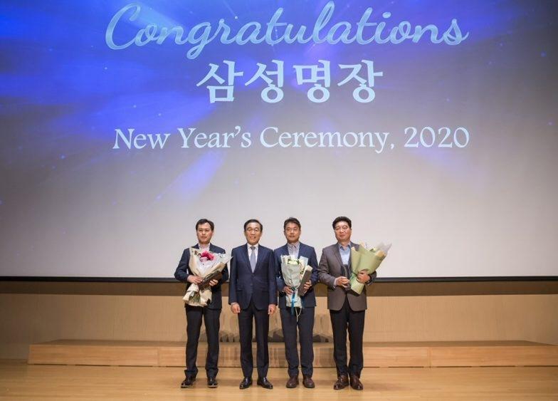 삼성전자·삼성전기, 최고 기술 전문가 '삼성명장' 각각 3명, 1명 선정