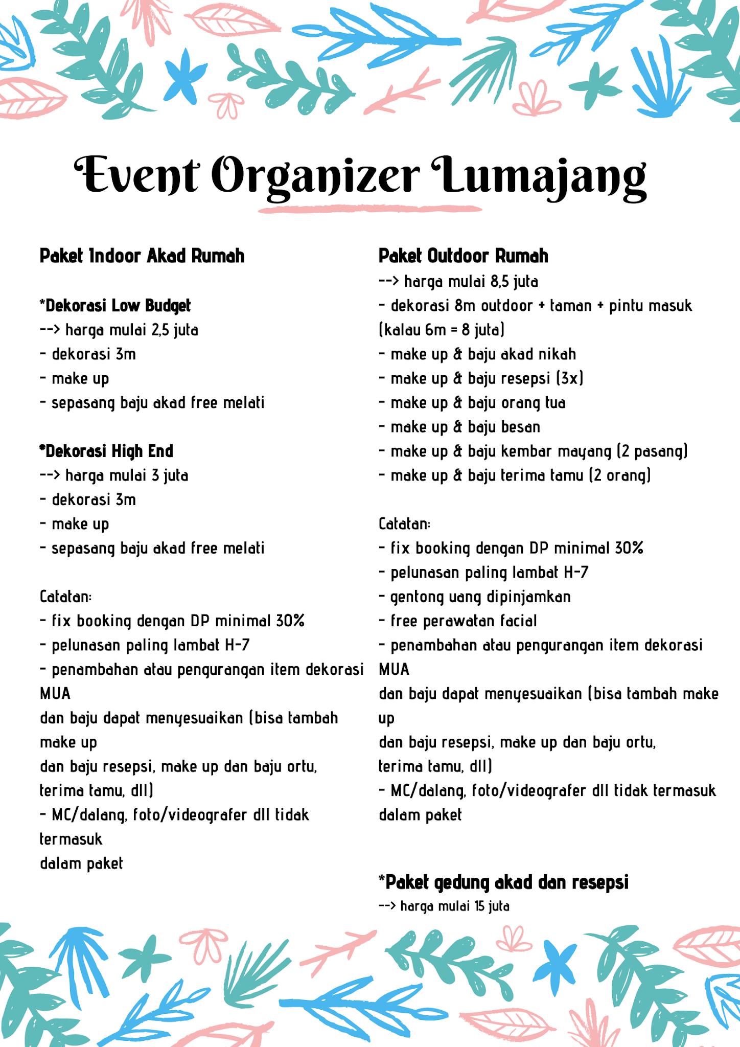 paket-pernikahan-lumajang-event-organizer