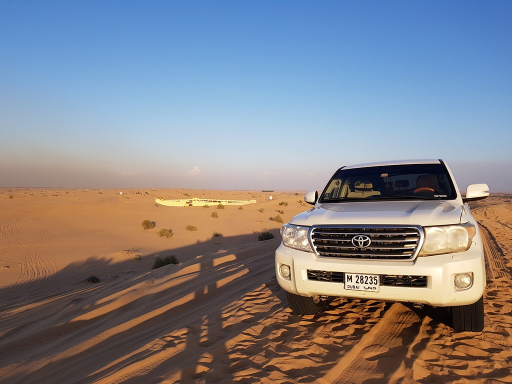 safari of dubai desert  @doibedouin