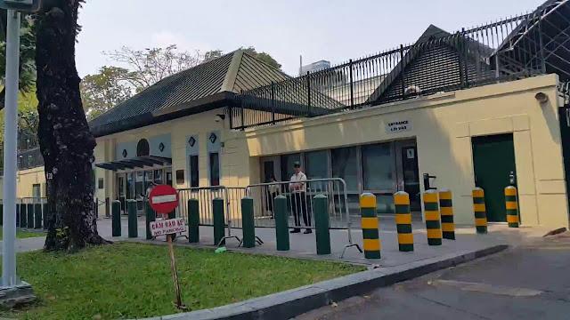 Địa chỉ Lãnh sự quán Mỹ tại TP.HCM