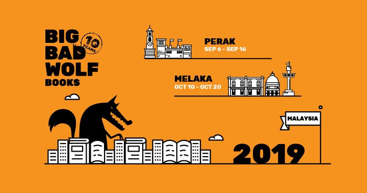 Event The Big Bad Wolf Book Sale Returns To Ipoh With Up To 95 Discount Angie Tangerine