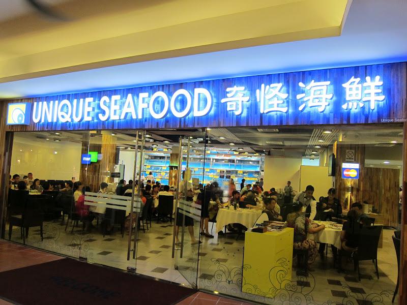Restaurant Unique Seafood Pj  Halal