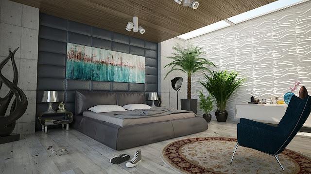 أفضل تصاميم غرف النوم