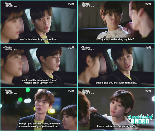 hyun min buy a house for ha won - Cinderella and Four Knights - Episode 4 Review