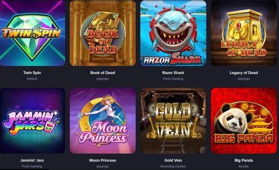 First Canadian online casino Casinorex