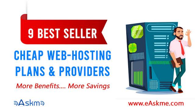 9 Best Cheap Web Hosting Providers in 2020: eAskme