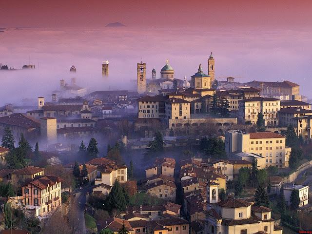 Nota de Viagem - Lombardia