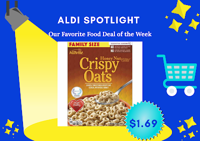 ALDI Honey Nut Cereal