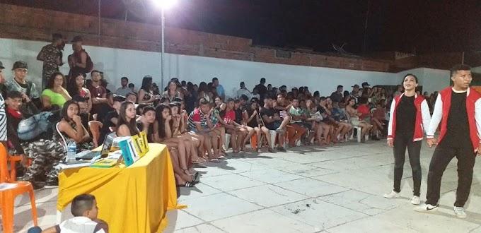 IV Evefest de Danças Populares Senador Sá movimenta cultura no fim de semana do município. Confira!