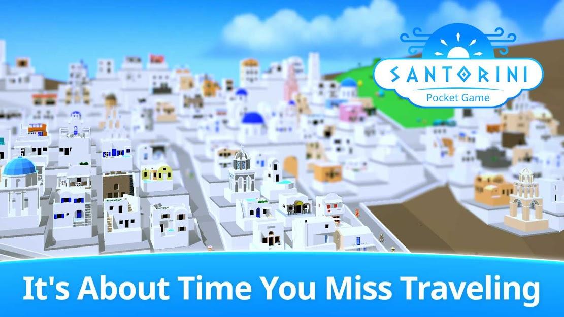 Santorini: Pocket Game (NANOO)