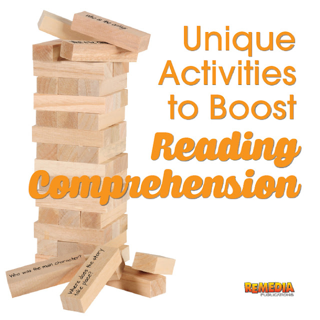 Unique Activities to Boost Reading Comprehension Skills | Remedia Publications