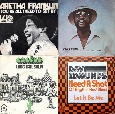 Aretha Franklin Dont Let Me Lose This Dream The House That Jack Built