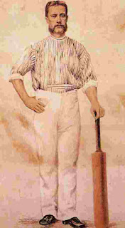 Charles Bannerman - First ever Test Match in Cricket History