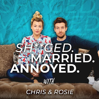 SH**GED, MARRIED, ANNOYED BY CHRIS & ROSIE RAMSEY