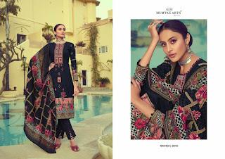 Mumtaz Arts Navika Cotton Lawn Salwar Kameez Collection