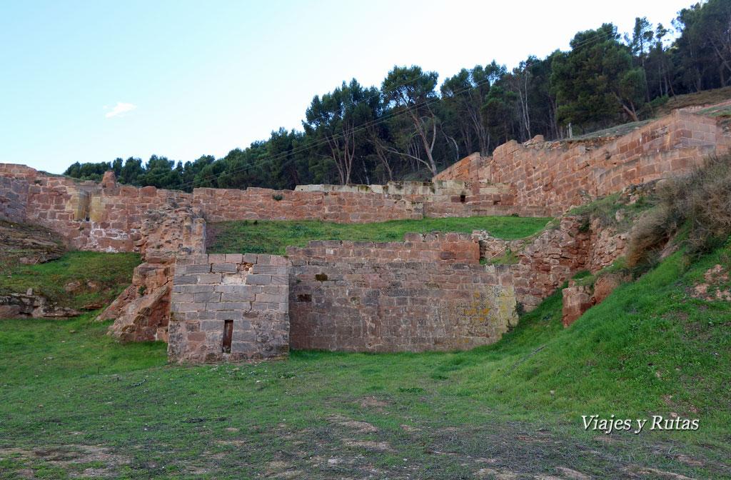Qué ver en Nájera: Restos del Álcazar