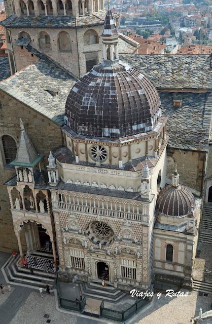 Capilla Colleoni de Bergamo