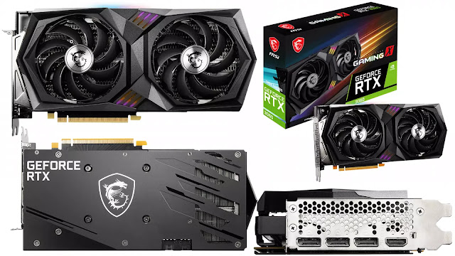 MSI-GeForce-RTX-3060-Gaming-X-12GB-Front-Back-Side-Box-IO-View