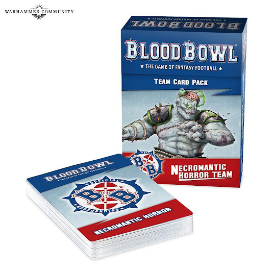 Blood Bowl necromantic Horrors