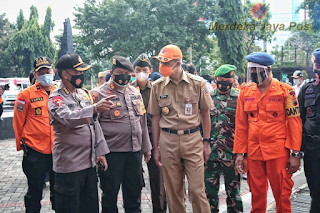 Masyarakat Semarang dan Jateng Cinta Damai Tolak Aksi Demo Anarkis
