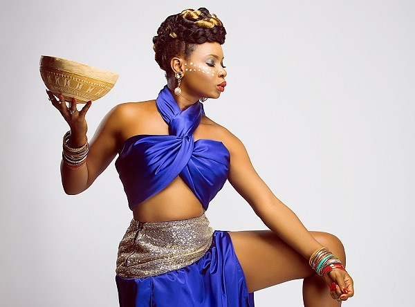 Singer Yemi Alade Got Se'x Toys As Gifts For Christmas