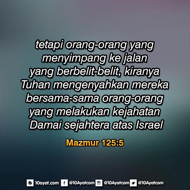 Mazmur 125:5