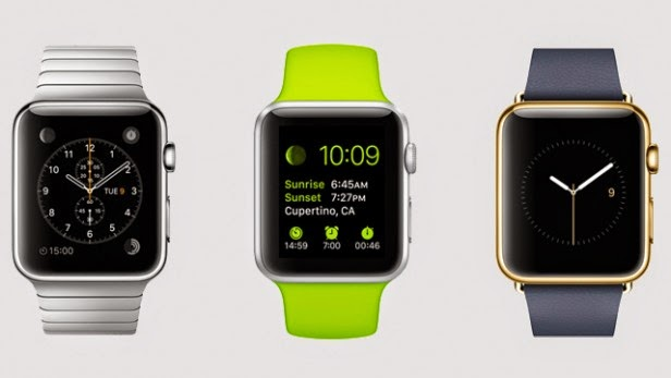 Apple Watch technology wearable information.