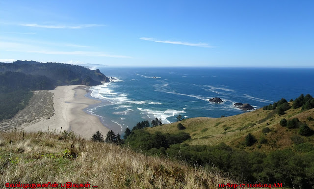 Cascade Head Nature Conservancy Hike