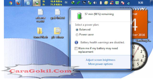 Laptop Tidak Bisa Di Cas