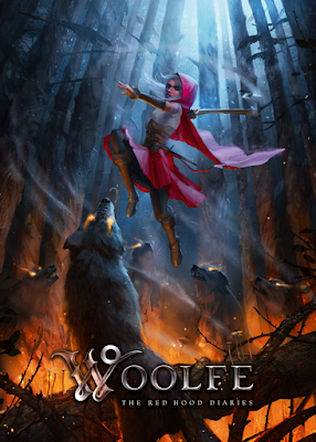 Woolfe The Red Hood Diaries (2015) Español