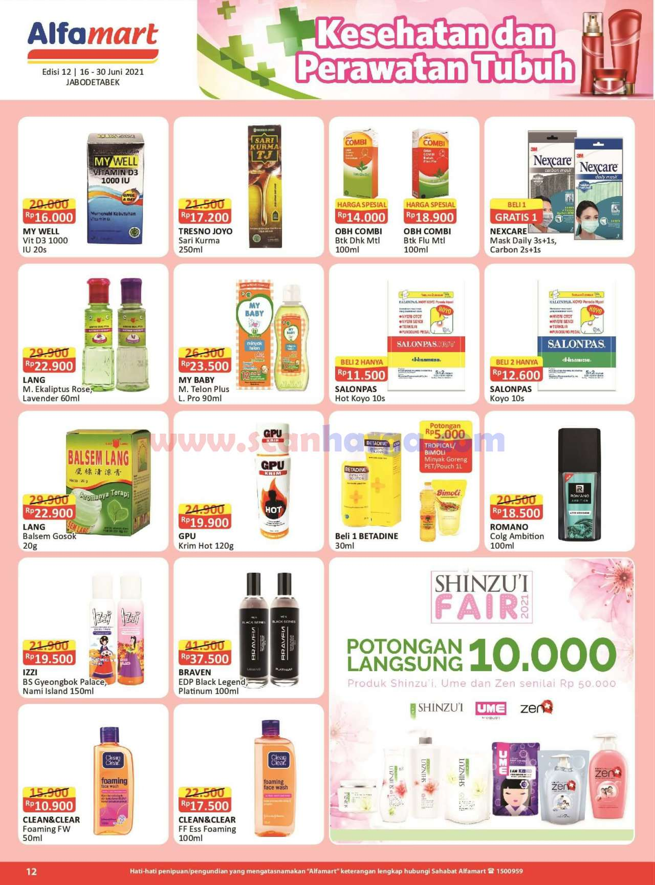 Katalog Promo Alfamart 16 - 30 Juni 2021 12