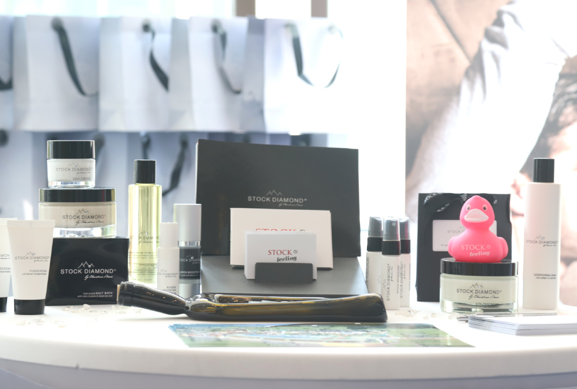 beautypress Blogger Event Mai 2019 Frankfurt Eventbericht - Stock Diamond