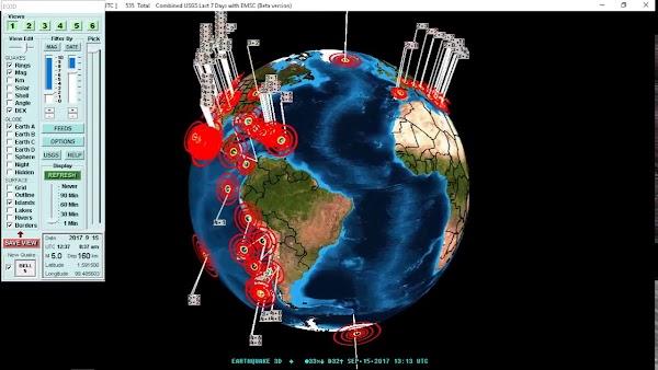 Un Fuerte Terremoto Puede Ocurrir En Sudamerica.