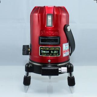 Máy cân mực Laser Sicon tia đỏ