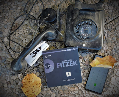Hörbuchrezension: DER HEIMWEG von Sebastian Fitzek