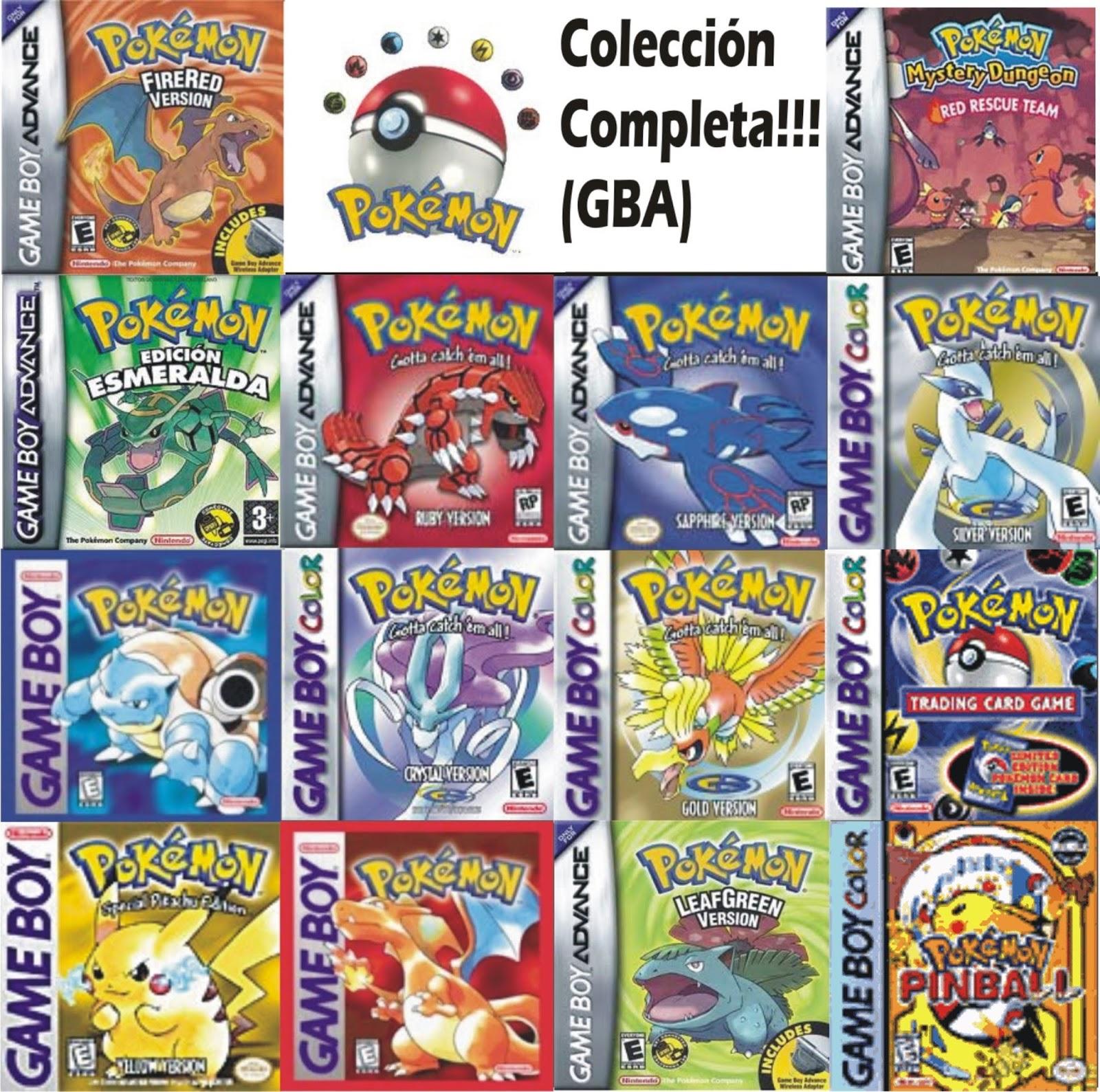 Download Dj Akimilaku 2018 Terbaru: Download Kumpulan Game Pokemon GBA Terbaru Gratis 2018